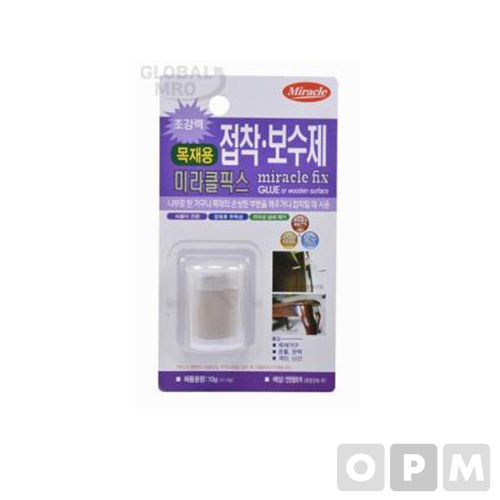 [사업자확인] AME코리아 미라클픽스 목재용 10G 10EA