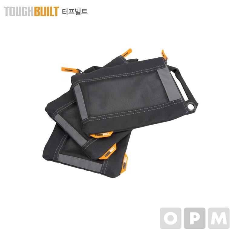 지퍼백 (3개) 터프빌트(TOUGH BUILT) TB-94-M-3